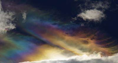 Iridescent Clouds, Boulder